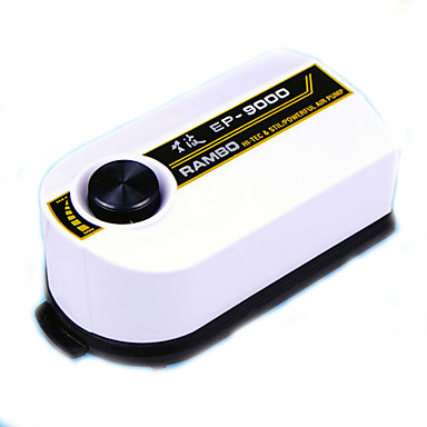 Akvaryumlar Hava Pompaları Enerji Tasarruflu Gürültüsüz Plastik 220V
