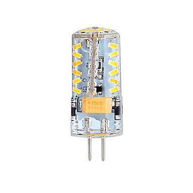 5W G4 Becuri LED Bi-pin T 57 SMD 3014 300 lm Alb Cald Alb Rece Decorativ AC 12 V 1 bc