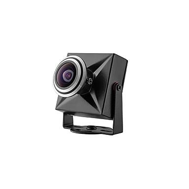 CCD 700TVL 2.1mm obiektyw przewodowy mikro dźwięku antenę kamery CCTV szeroki kąt 128 stopni mikro prime