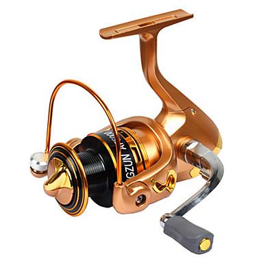 Fishing Reels بكرة دوارة 2.6:1 11 الكرة كراسى قابلة تغيير الصيد العام-DF GOLD