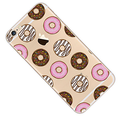 Morbido Plus 7 retro 05556860 TPU sottile Plus per 7 disegno Ultra Per iPhone Custodia Fantasia iPhone 6 Apple 7 Alimenti Per iPhone iPhone iPhone ppqfaw
