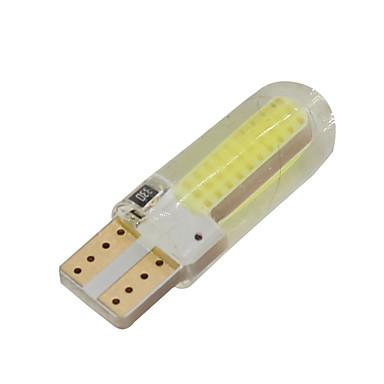 Недорогие Фары для мотоциклов-SO.K 10 шт. T10 Автомобиль Лампы 3 W SMD 4014 200 lm Светодиодная лампа Внутреннее освещение