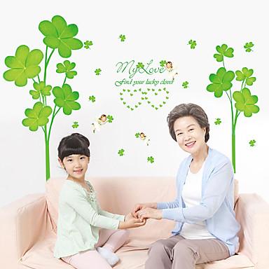 Autocolante de Perete Decorative - Autocolante perete plane Modă / Florale / Cuvinte & Citate Sufragerie / Dormitor