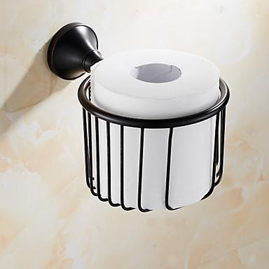 Βάση για χαρτί τουαλέτας Πεπαλαιωμένο Ορείχαλκος 1 τμχ - Ξενοδοχείο μπάνιο