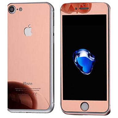 high-definition iphone7 ön ve arka Film kaplama filmi artı ambalaj temperli