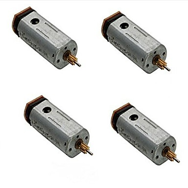 WL Toys V262-16 4PCS محركات و سيارات V666 V353 V262 RC كوادكوبتر V666 V353 V262 RC كوادكوبتر معدن
