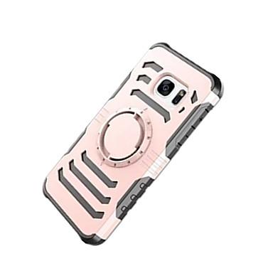 Varten Iskunkestävä Käsivarsinauha Etui Takakuori Etui Yksivärinen Kova PC varten AppleiPhone 7 Plus iPhone 7 iPhone 6s Plus/6 Plus