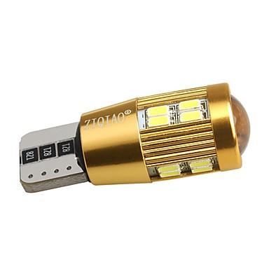 ZIQIAO سيارة لمبات الضوء LED ضوء إشارة اللف For عالمي