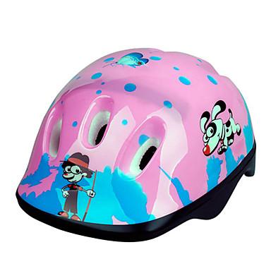 KUYOU للأطفال خوذة دراجة CE ركوب الدراجة 9 المخارج One Piece رياضات الكمبيوتر الشخصي EPS دراجة جبلية دراجة الطريق دراجة الترفيه ركوب