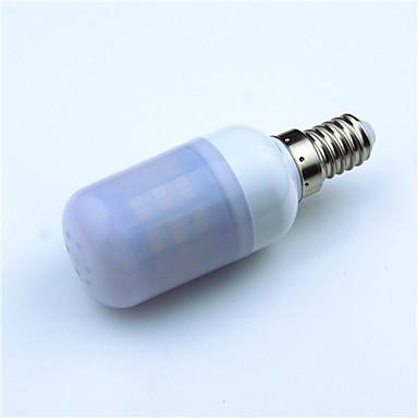 3W 400 lm E14 G9 GU10 E27 E12 Żarówki LED bi-pin T 60 Diody lED SMD 2835 Dekoracyjna Ciepła biel Zimna biel AC 220V AC 85-265V