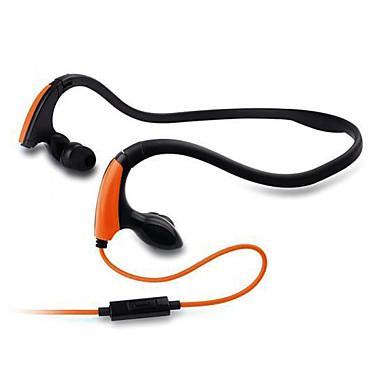 KM-J039 Στο αυτί Ζώνη λαιμών Ενσύρματη Ακουστικά Κεφαλής Δυναμικός Πλαστική ύλη Αθλητισμός & Fitness Ακουστικά Με Μικρόφωνο Ακουστικά