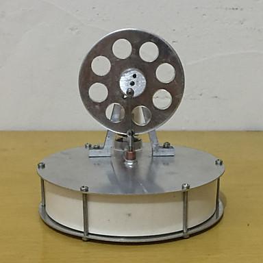 Modelul motorului motorului Stirling machine Μοντέλα και κιτ δόμησης Jucarii Circular nivel profesional MetalPistol Cadou 1pcs