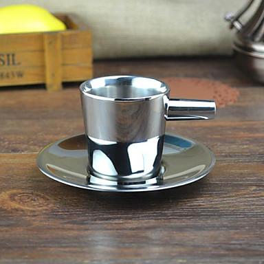أدوات الشرب, 65 ستانلس ستيل عاري ماء أكواب الشاي
