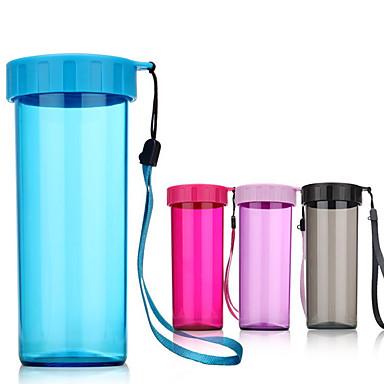 Εγχρωμος Ποτήρια, 430 ml Μεγάλη χωρητικότητα Πλαστικό Χυμός Νερό Ποτηροθήκη