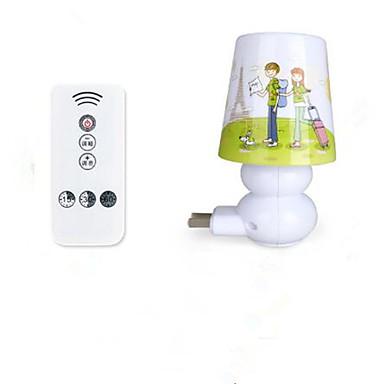 τηλεχειριστήριο λυχνία ευφυής νύχτας το μωρό δίπλα στο κρεβάτι κρεβατοκάμαρα χρονισμού φώτα