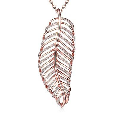 Kadın Krzyż Leaf Shape Kişiselleştirilmiş Lüks Wzór geometryczny Eşsiz Tasarım Sallantılı Stil Vintage Bohem Temel Arkadaşlık geçit Moda