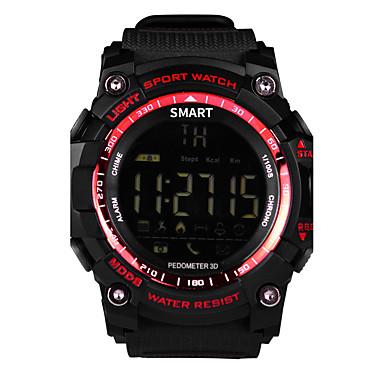 ituf ex16 الرياضة الجديدة الذكية ساعة صفارة الإنذار الصوتي الرياضة رصد IP67 للماء ساعة ذكية