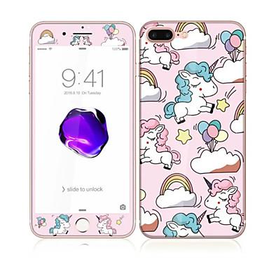 pentru Apple iPhone 7 4.7 din sticlă călită cu dispozitiv de protectie margine moale de acoperire pe întregul ecran ecran din față și din