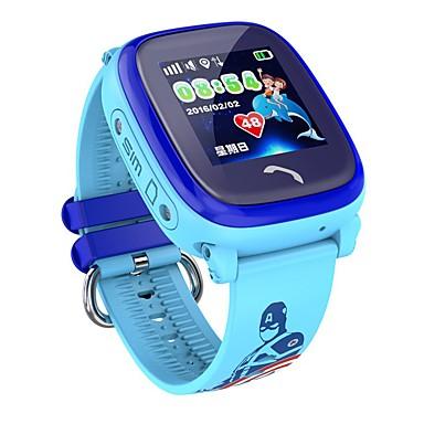 ips lbs impermeabil smartwatch copii non-gps swim sos Call Tracker copii în condiții de siguranță anti-pierdut monitor