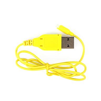 FQ777 FQ777-124-8 1 Parça USB Kablosu RC dörtdöner RC dörtdöner Plastik