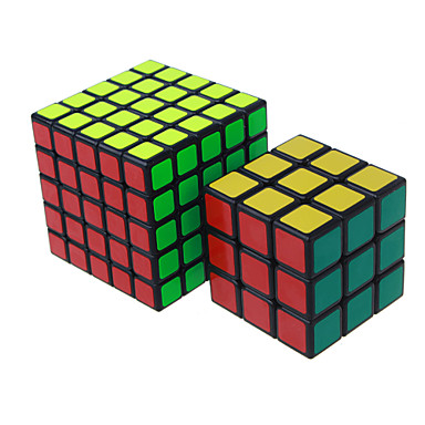 Rubik küp Pürüzsüz Hız Küp 3*3*3 5*5*5 Sihirli Küpler Yeni Yıl Noel Çocukların Günü Hediye