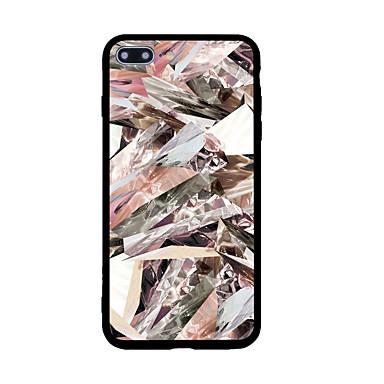Kılıflar Kapaklar Apple için Arka Kılıf Temalı Mermer Sert Akrilik iPhone 7 Plus iPhone 7 iPhone 6s Plus iPhone 6s iPhone SE/5s için