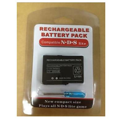 Piller Uyumluluk Nintendo DS ,  Piller Metal / ABS 1 pcs birim