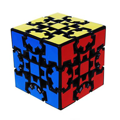 Rubikin kuutio 3*3*3 Tasainen nopeus Cube Rubikin kuutio Puzzle Cube Sileä tarra Nopeus ABS Joulu Karnevaali Uusi vuosi Lahja