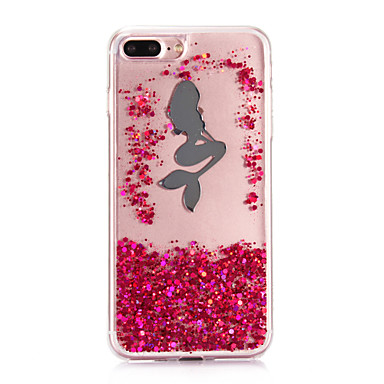 Plus a 7 7 TPU iPhone 7 Liquido Morbido Custodia Per iPhone retro Sexy Fantasia 6s Per per disegno 7 Plus iPhone Plus Apple cascata iPhone iPhone 05587427 8aqtRqCHw