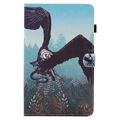 Pentru Carcase Huse Titluar Card Cu Stand Întoarce Corp Plin Maska Animal Greu PU Piele pentru AppleIPad pro 10.5 iPad (2017) iPad Pro