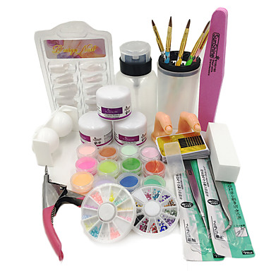 1SET Nail Art Tool / Nail Art Kits & Sets Chic & Moderne / trendy Nail Art Design