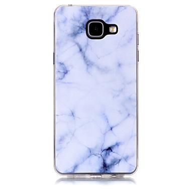 voordelige Galaxy A-serie hoesjes / covers-hoesje Voor Samsung Galaxy A3 (2017) / A5 (2017) / A7 (2017) Patroon Achterkant Marmer Zacht TPU