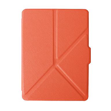 Nowo przybyły skóra magnetyczne skrzynki pokrywa dla Amazon Kindle rejsu 6inch eReader stand przypadku