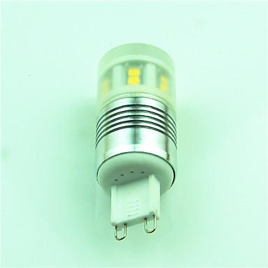 1pc 3 W 200 lm G9 LED Φώτα με 2 pin T 20 leds SMD 2835 Διακοσμητικό Θερμό Λευκό Ψυχρό Λευκό DC 12V AC 220V