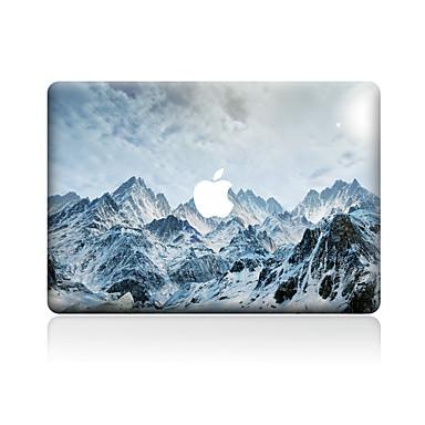 1 szt. Naklejka na obudowę na Odporne na zadrapania Krajobraz Wzorki PVC MacBook Pro 15'' with Retina MacBook Pro 15'' MacBook Pro 13''