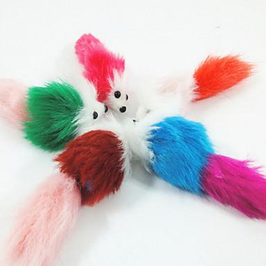 Γάτα Παιχνίδι για γάτες Παιχνίδι για σκύλους Παιχνίδια για κατοικίδια Παιχνίδι ποντίκι Ποντίκι Χνουδωτό Για κατοικίδια