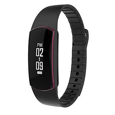 sh09 smart braceletlong standby / Sport / tracker rezistent la apa / somn / led / monitorizare a ritmului cardiac / ceas cu alarmă /