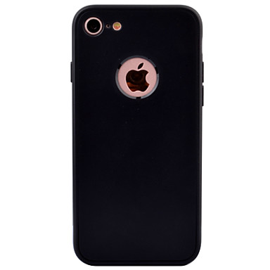 Plus all'acqua per iPhone Tinta Resistente 6s iPhone iPhone unita 7 7 Morbido iPhone 05642955 Integrale 7 Per TPU Apple 7 Custodia Plus iPhone 8q4TRWg