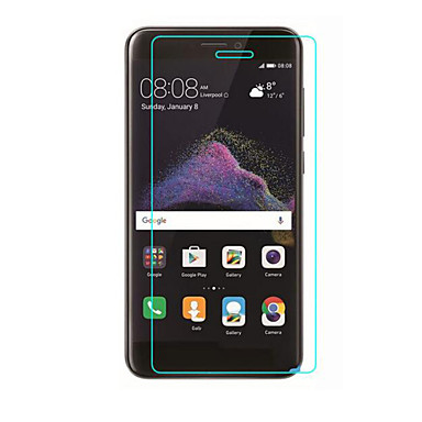 Näytönsuojat Huawei varten P8 Lite (2017) Karkaistu lasi 1 kpl Näytönsuoja 9H kovuus Teräväpiirto (HD)