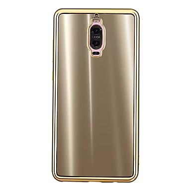 Για Ανθεκτική σε πτώσεις tok Πίσω Κάλυμμα tok Μονόχρωμη Μαλακή TPU για Huawei Huawei Mate 9 Huawei Mate 9 Pro