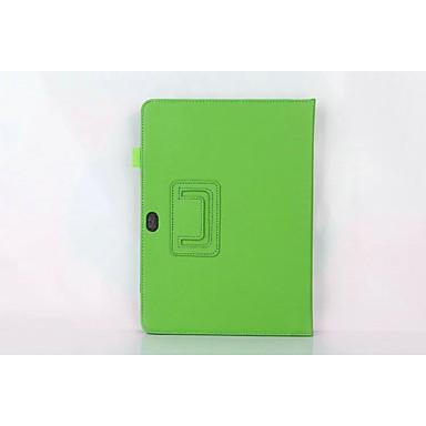 PU-nahka Yhtenäinen väri tabletti Kotelot Huawei 10