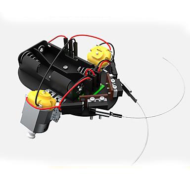 Robot Modely Eğitici Oyuncak Oyuncaklar Makina Robot Kendin-Yap Eğitim Metal Çocuklar için Parçalar