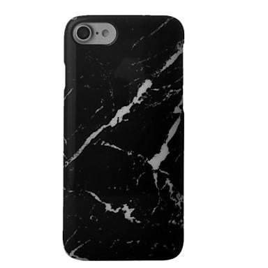 Varten IMD Etui Takakuori Etui Marmori Kova PC varten Apple iPhone 7 Plus iPhone 7 iPhone 6s Plus/6 Plus iPhone 6s/6