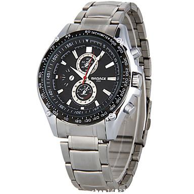 Bărbați Ceas Sport Ceas Elegant Ceas La Modă Ceas de Mână Quartz Calendar Rezistent la Șoc Mare Dial Aliaj Bandă Casual Multicolor