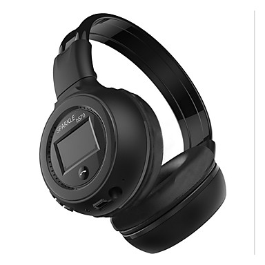 B570 Na uchu Bezprzewodowy / a Słuchawki Dynamiczny Plastikowy Telefon komórkowy Słuchawka HIFI / Z kontrolą głośności / z mikrofonem