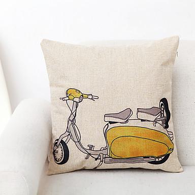 1 kpl Polyesteri Tyynynpäälinen, Uutuudet Traditionaalinen/klassinen