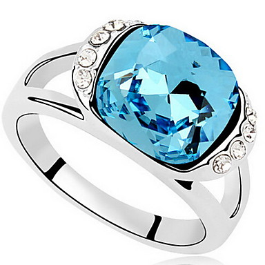 Γυναικεία Εντυπωσιακά Δαχτυλίδια Κοσμήματα Βασικό Euramerican Συνθετικοί πολύτιμοι λίθοι Άλλα Κοσμήματα Πάρτι Ειδική Περίσταση