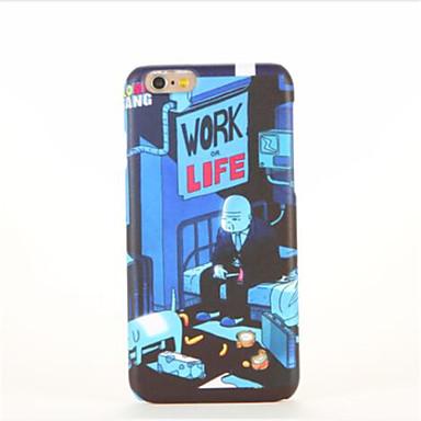 tok Για Apple iPhone 7 Plus iPhone 7 Με σχέδια Πίσω Κάλυμμα Κινούμενα σχέδια Σκληρή PC για iPhone 7 Plus iPhone 7 iPhone 6s Plus iPhone