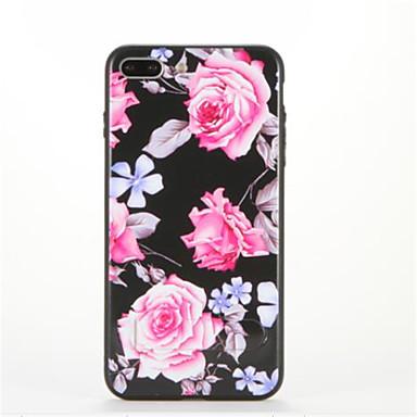 Için Satandlı Temalı Pouzdro Arka Kılıf Pouzdro Çiçek Sert PC için AppleiPhone 7 Plus iPhone 7 iPhone 6s Plus iPhone 6 Plus iPhone 6s