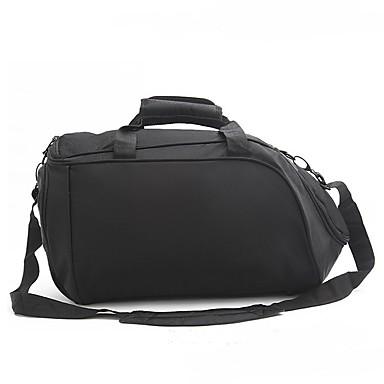 حقيبة السفر مقاوم للماء المحمول تخزين السفر إلى ملابس نايلون / الخارج